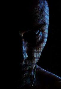 Scary Hacker Dude