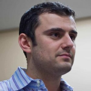 Media is the way for small businesses to compete with the big guys, says Gary Vaynerchuk