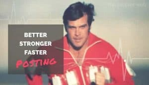 Better, stronger, faster blog and social media posting