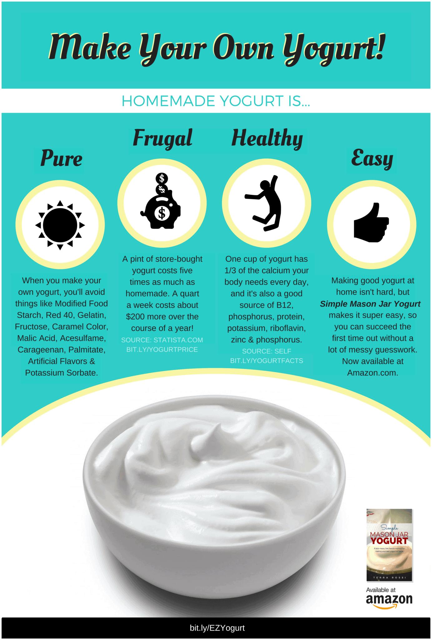 Image Result For How To Make Yogurta