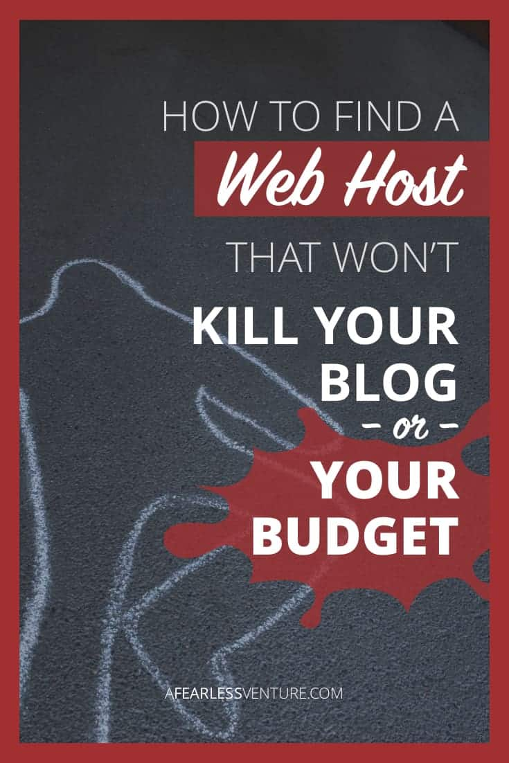 Most web hosting companies make big money selling the wrong thing to the wrong people. Serious about your website, but not technically inclined? Here's what you need to look for in a web host to avoid getting ripped off or ruining the blog you've worked so hard to build. #blogging #bluehost #hostgator #WordPress