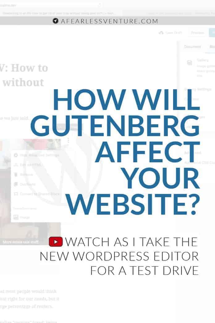 Hands-on WordPress Gutenberg demo