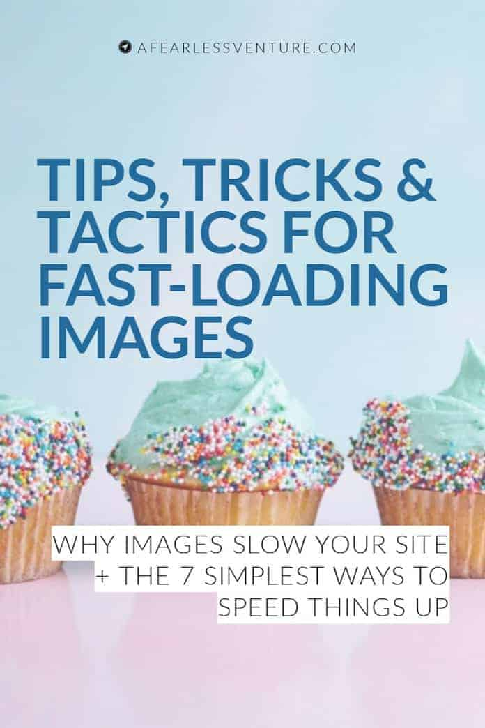 Why images make your website slow & what you can do about it