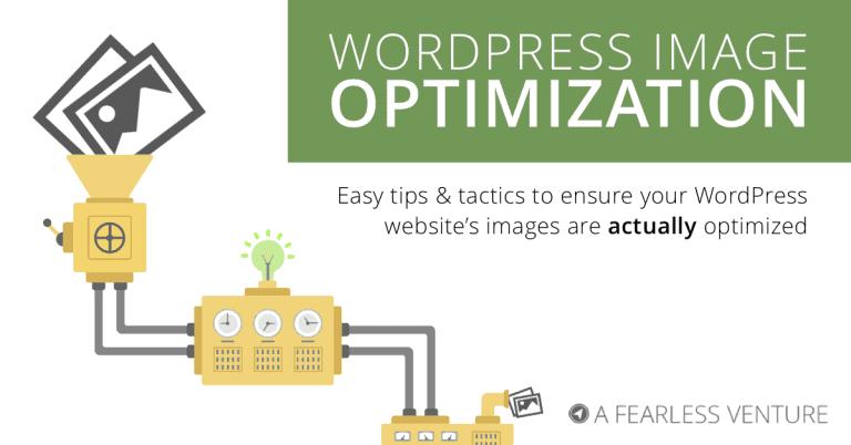 WordPress Image Optimization: Is your plugin broken?